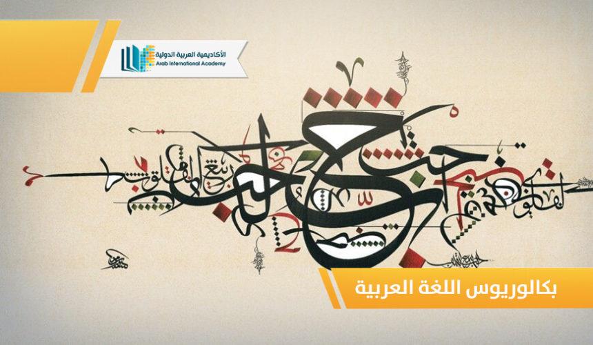 Bachelor of Arabic Language