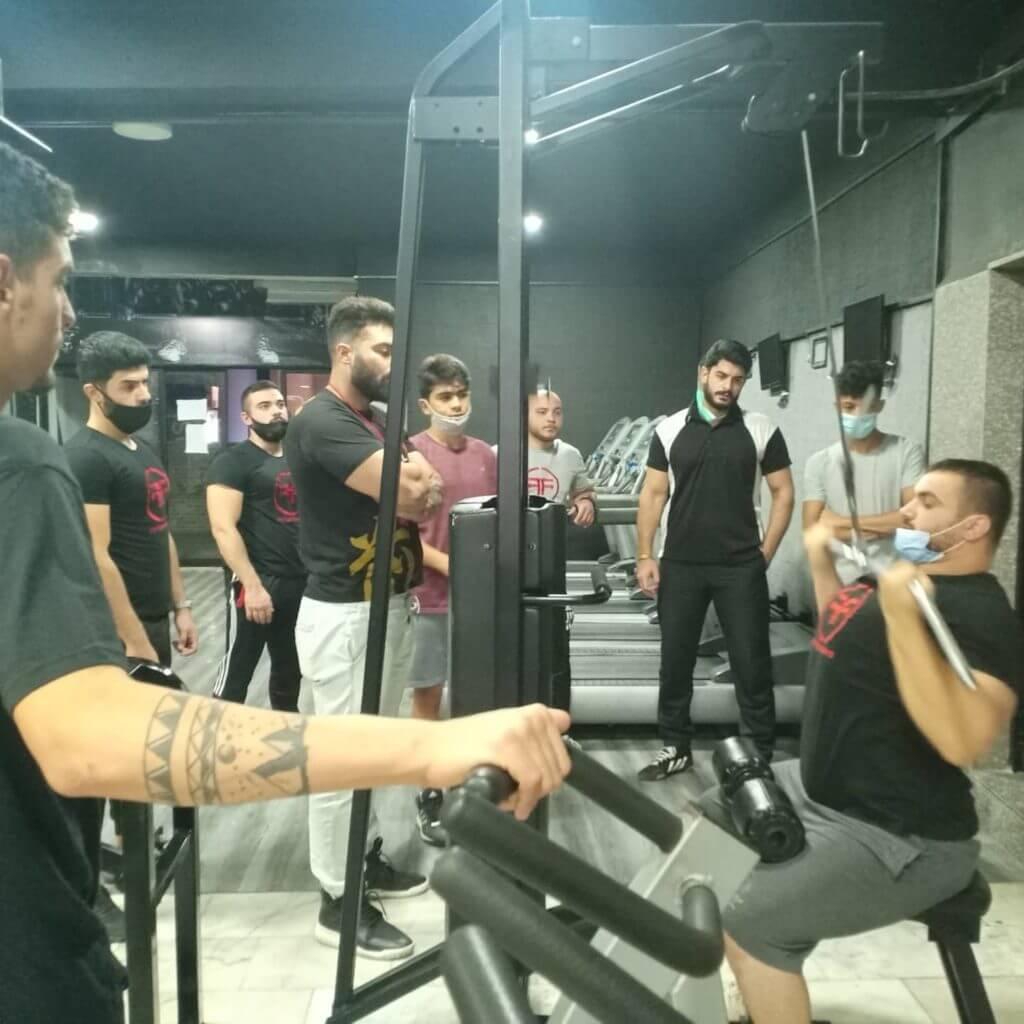 تخريج الدفعة الأولى من طلبة Fit Fight Academy