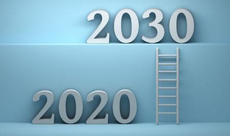 رؤية منصة أعد لعام 2030 ميلادي