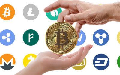 التداول في العملات الرقمية